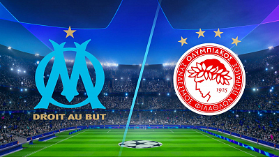 UEFA Champions League - Marseille vs Olympiacos