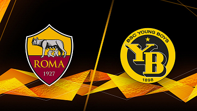 UEFA Europa League - AS Roma vs Young Boys