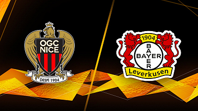 UEFA Europa League - Nice vs Leverkusen