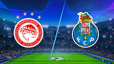 UEFA Champions League - Olympiacos vs. Porto