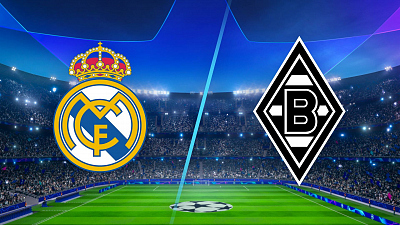 UEFA Champions League - Real Madrid vs. Mönchengladbach