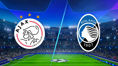 UEFA Champions League - Ajax vs. Atalanta