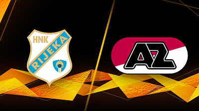 UEFA Europa League - Rijeka vs. AZ Alkmaar