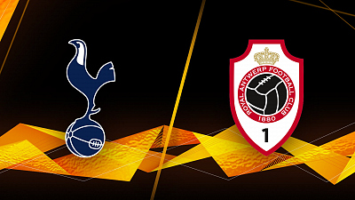 UEFA Europa League - Tottenham vs. Antwerp