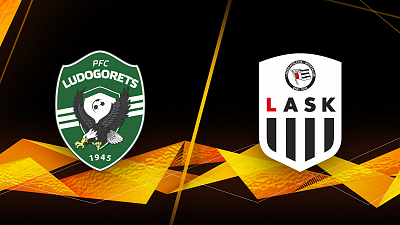 UEFA Europa League - Ludogorets vs. LASK