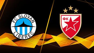 UEFA Europa League - Liberec vs. Crvena Zvezda