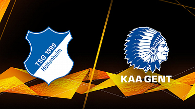UEFA Europa League - Hoffenheim vs. Gent