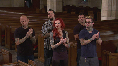 Ink Master - Permanent Mistakes