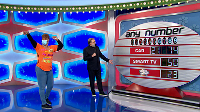The Price Is Right - 1/8/2021