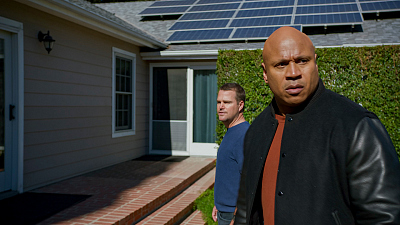 NCIS: Los Angeles - Love Kills