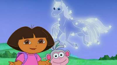 Dora the Explorer - Dora's Pegaso Adventure