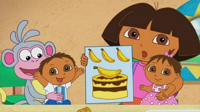 Dora the Explorer - Happy Birthday, Super Babies!