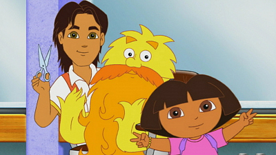 Dora the Explorer - Dora's Hair-Raising Adventure