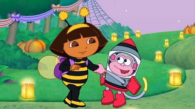Dora the Explorer - Halloween Parade