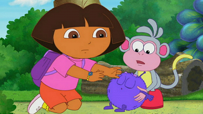 Dora the Explorer - Baby Winky Comes Home