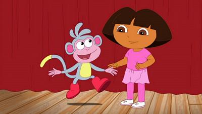 Dora the Explorer - Dora's Dance Show