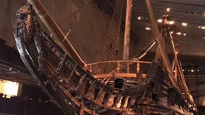 Combat Ships - Doomed Vessels