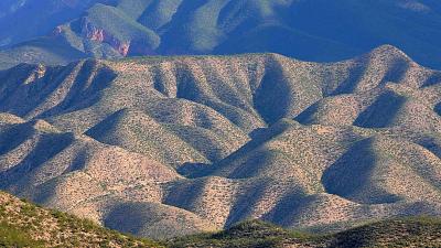 Undiscovered Vistas - Wild Heart of Sierra Gorda