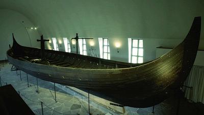 Combat Ships - Viking Longships