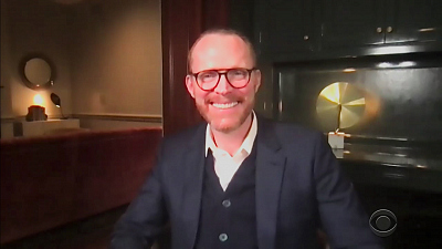The Late Late Show with James Corden - 1/13/21 (Paul Bettany, Lennie James)