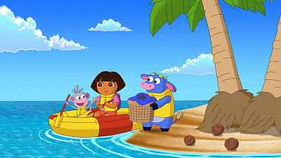 Dora the Explorer - Benny the Castaway