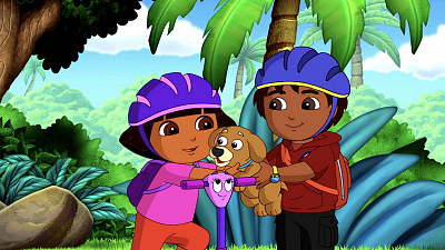 Dora the Explorer - Dora and Perrito to the Rescue