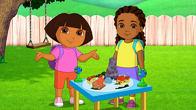 Dora the Explorer - School Science Fair