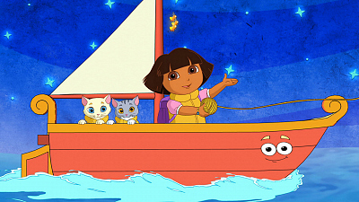 Dora the Explorer - Dora's Moonlight Adventure