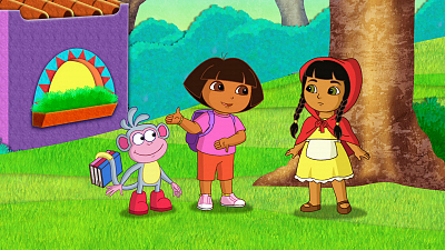 Dora the Explorer - Book Explorers