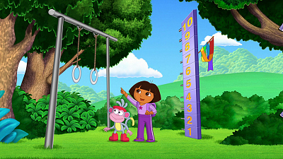 Dora the Explorer - Dora's Fantastic Gymnastics Adventure