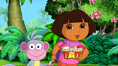 Dora the Explorer - Baby Bongo's Big Music Show