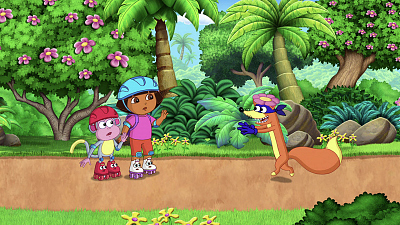 Dora the Explorer - Dora's Great Roller Skate Adventure