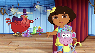 Dora the Explorer - Dora's Rainforest Talent Show