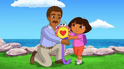 Dora the Explorer - Feliz Dia de los Padres!