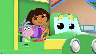 Dora the Explorer - Verde's Birthday Party!