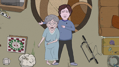 Jeff & Some Aliens - Jeff & Some Honor Killings