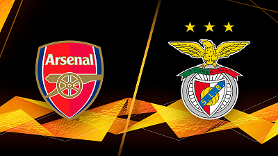 UEFA Europa League - Arsenal vs. Benfica