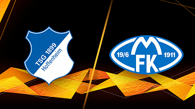 UEFA Europa League - Hoffenheim vs. Molde