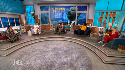 The Talk - Hosts on MLK Day, 'reckoning' Today and How to Move Forward