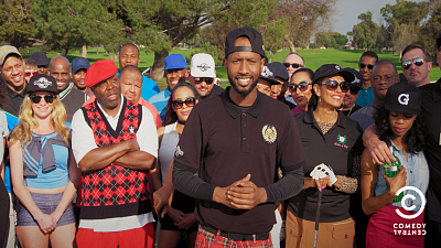 Hood Adjacent with James Davis - Golf