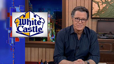 The Late Show with Stephen Colbert - Quarantinewhile... White Castle Won't Let Covid Ruin Valentine's Day