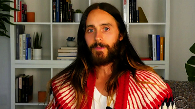 The Late Late Show with James Corden - 1/26/21 (Jared Leto, Jacob Collier)