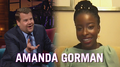 The Late Late Show with James Corden - Amanda Gorman Is Giving Americans Hope