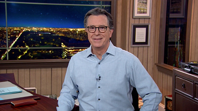 The Late Show with Stephen Colbert - Pandemic Reset: Biden Moves On Masks and Workplace Safety While Fauci Zings Previous Administration