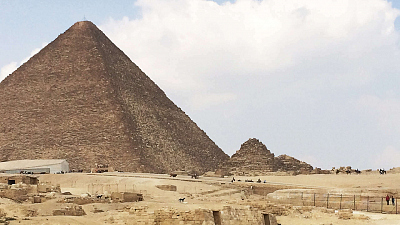 Secrets Unlocked - Great Pyramid