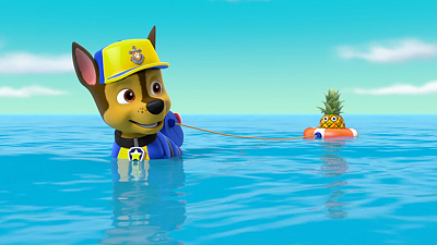 PAW Patrol - Sea Patrol: Pups Save a Baby Octopus