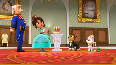 PAW Patrol - Mission PAW: Quest for the Crown