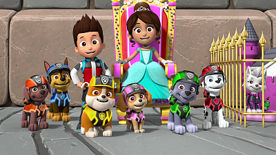 PAW Patrol - Mission PAW: Pups Save the Royal Throne