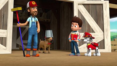 PAW Patrol - Pups Save a Sleepover/Pups Save the Carnival