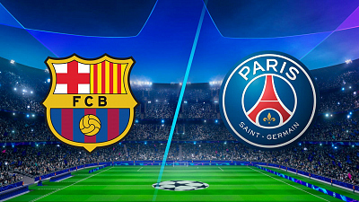 UEFA Champions League - Barcelona vs. PSG
